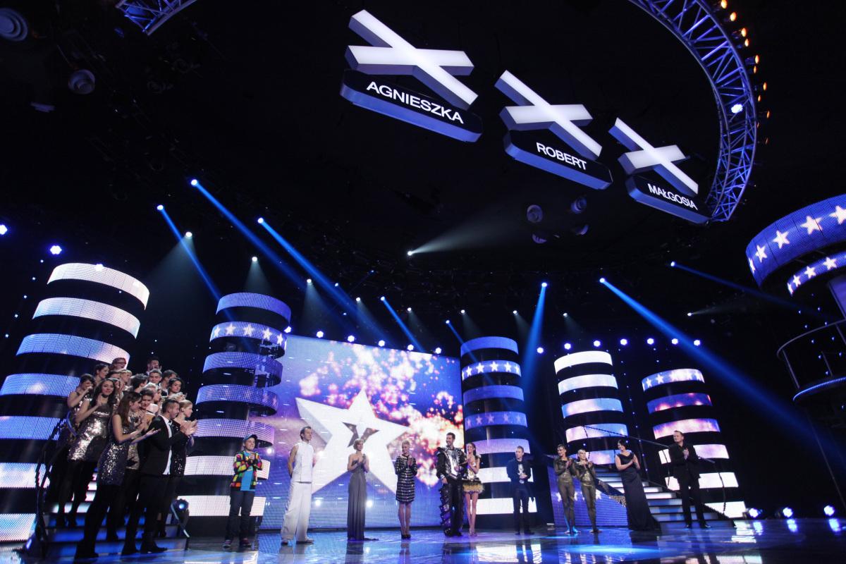 Wszyscy uczestnicy finału